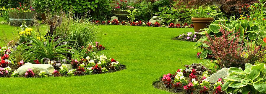 Landscaping Range